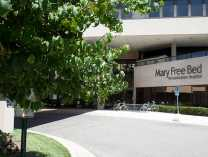 A photo of Mary Free Bed Rehabilitation Hospital