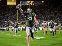 A photo of Victory for MSU