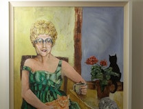 Photo of The proverbial Cat Lady