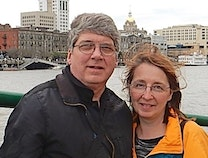 A photo of Charles & Diane Helmholdt