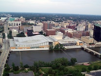 A photo of DeVos Place Convention Center