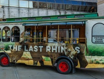 A photo of Grand Rapids Beer Trolley