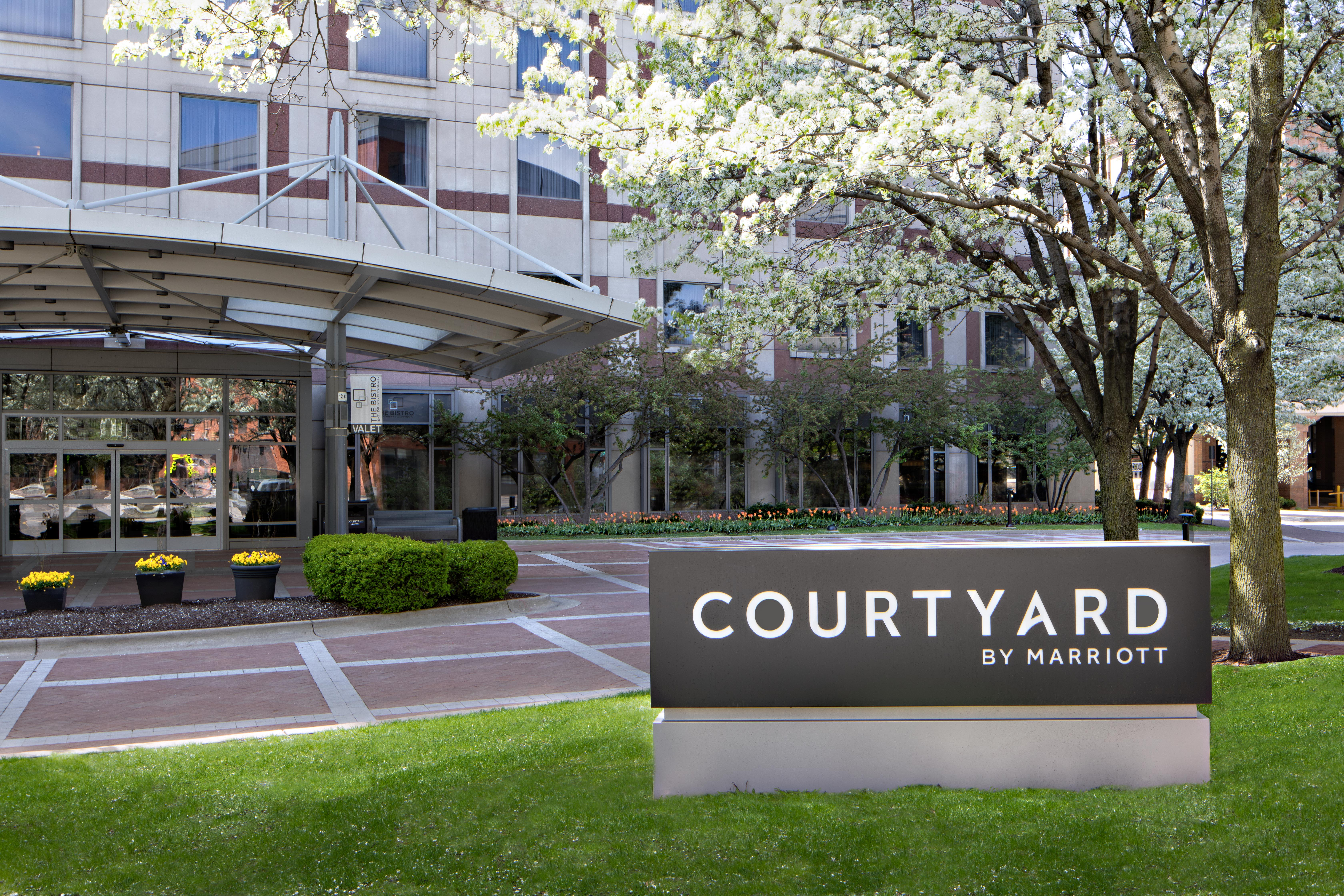 A photo of Downtown Courtyard Grand Rapids