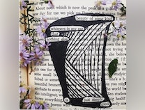 Photo of Blackout Poetry: Community Voices